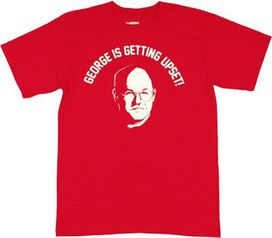 Seinfeld Upset T-Shirt