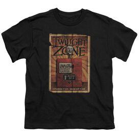 Twilight Zone Seer Short Sleeve Youth T-Shirt