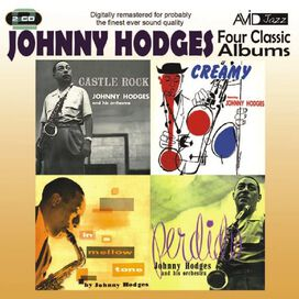 Johnny Hodges - Castle Rock / In A Mellow Tone