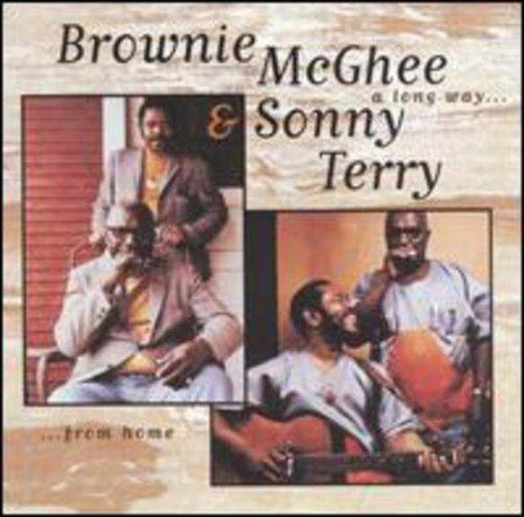 Brownie McGhee - Long Way from Home