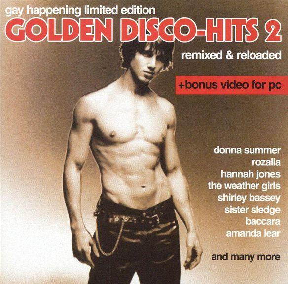 Gay Happening Golden Disc