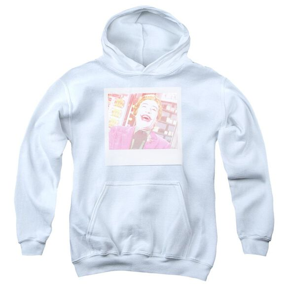 Batman Classic Tv Captured Youth Pull Over Hoodie