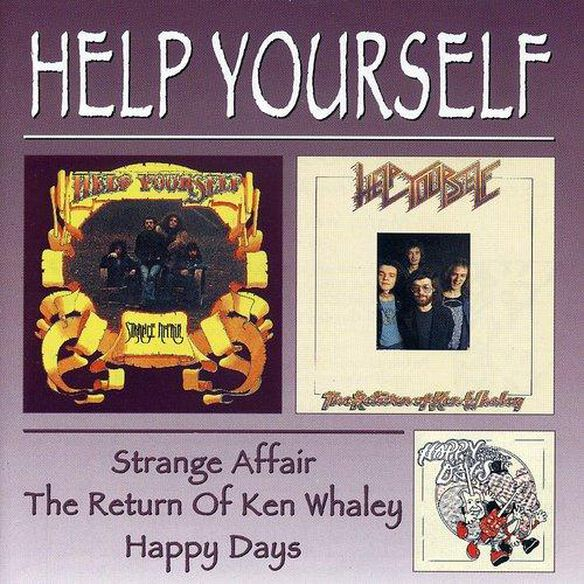 Strange Affair / Return Of Ken Whaley Plus Happy