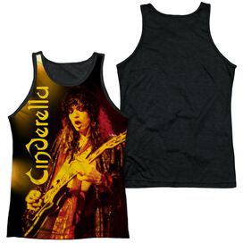 Cinderella Live Show Adult Poly Tank Top Black Back