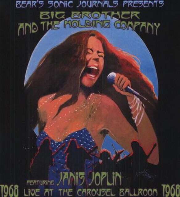 Live At The Carousel Ballroom 1968 (Ogv)