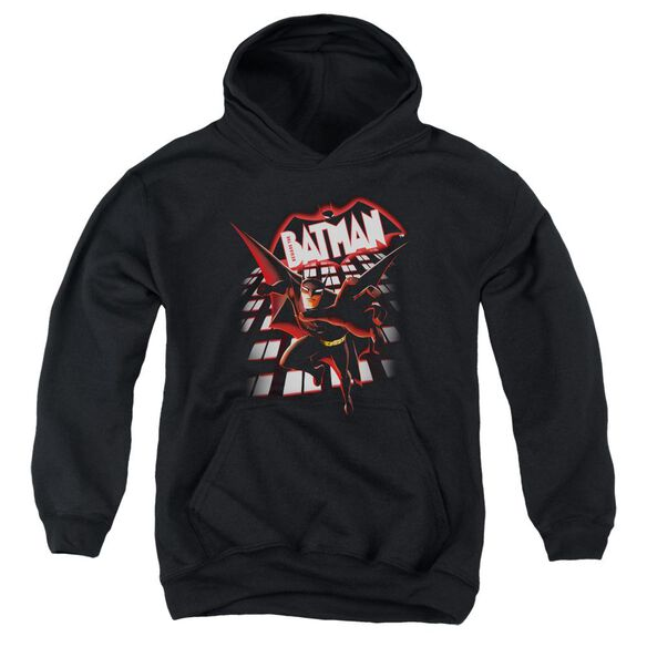 Beware The Batman From The Top Youth Pull Over Hoodie