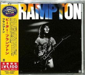 Peter Frampton - Frampton (Japanese Reissue)