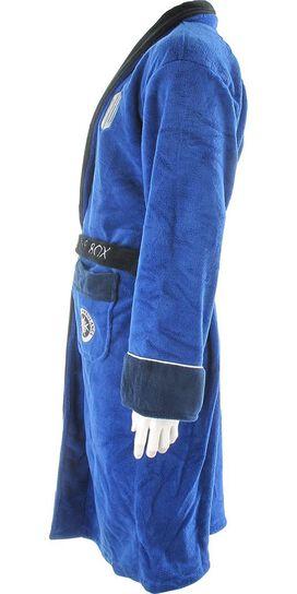 Doctor Who TARDIS Back Fleece Robe