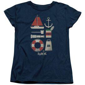 POPEYE ITEMS-S/S T-Shirt