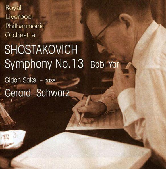 Fitz-Gerald - Symphony 13