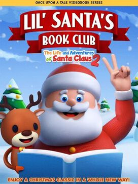 Lil' Santa's Book Club: A Little Book For Christmas Part 2