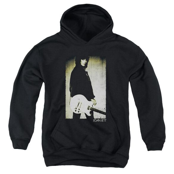 Joan Jett Turn Youth Pull Over Hoodie