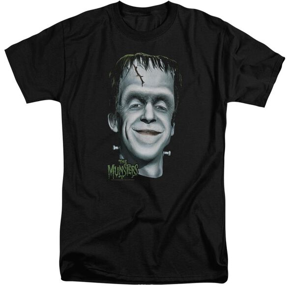 The Munsters Hermans Head Short Sleeve Adult Tall T-Shirt
