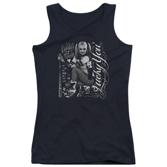 Suicide Squad Lucky Juniors Tank Top