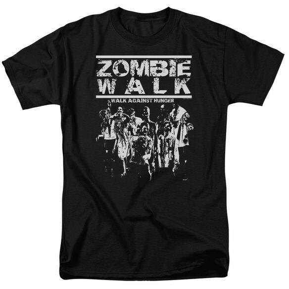 Zombie Walk Short Sleeve Adult T-Shirt