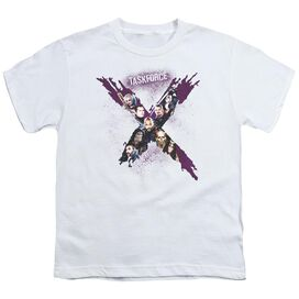 Suicide Squad Taskforce Short Sleeve Youth T-Shirt