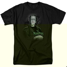 THE MUNSTERS MAN OF THE HOUSE - S/S ADULT 18/1 T-Shirt