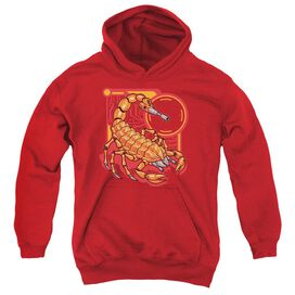 Scorpion Youth Pull Over Hoodie