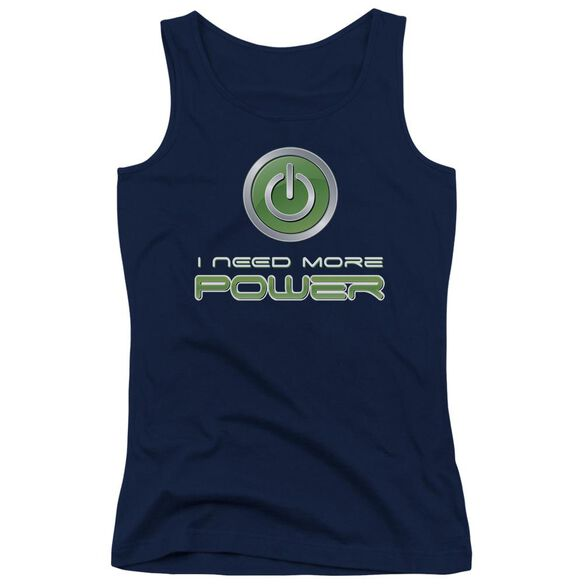 More Power Juniors Tank Top