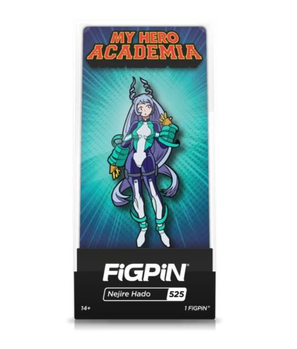 My Hero Academia - Nejire Hado Hero Costume FiGPiN
