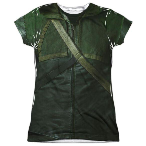 Arrow Uniform Short Sleeve Junior Poly Crew T-Shirt