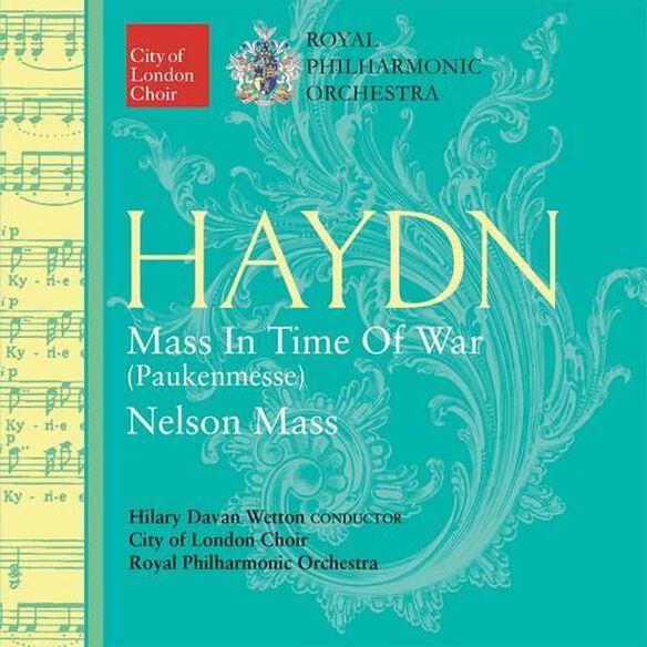 Joseph Haydn: Mass In Time Of War