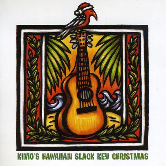 """Jim """"Kimo"""" West - Kimo's Hawaiian Slack Key Christmas"""