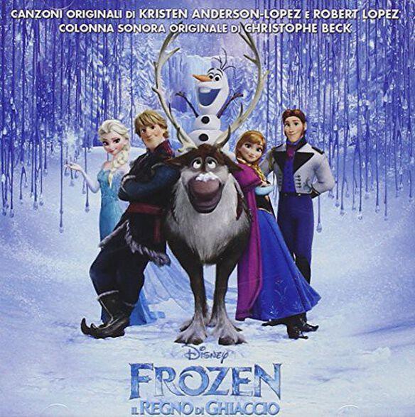 Various Artists - Frozen (Original Soundtrack)