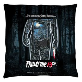 Friday The 13 Th Poster Throw