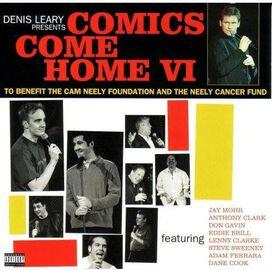 Various Artists - Comics Come Home VI