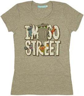 Sesame Street So Street Baby Tee