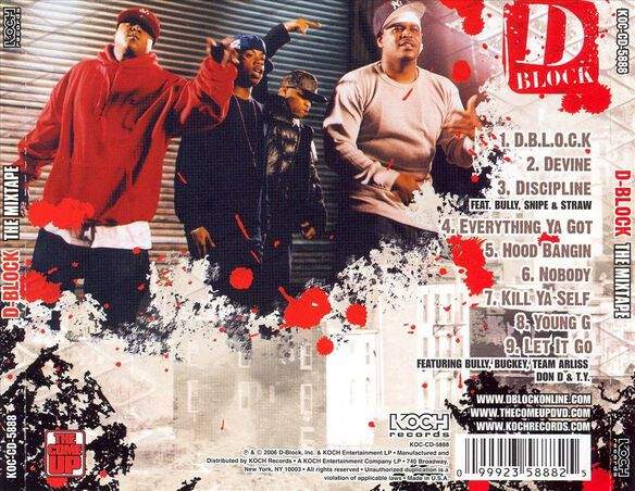 D Block Cd/Dvd Mixt(Expli