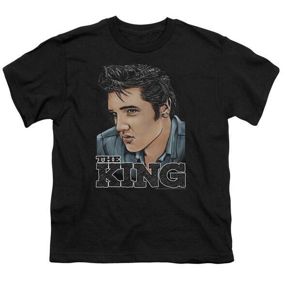 ELVIS PRESLEY GRAPHIC KING-S/S T-Shirt