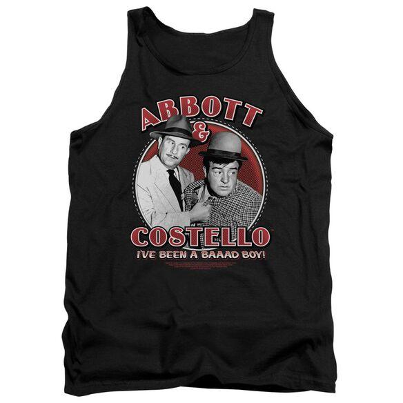 Abbott & Costello Bad Boy Adult Tank