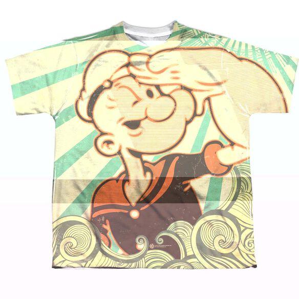 POPEYE TRAVELING MAN-S/S YOUTH T-Shirt