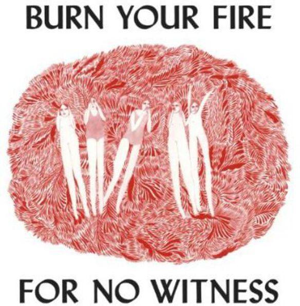 Angel Olsen - Burn Your Fire for No Witness