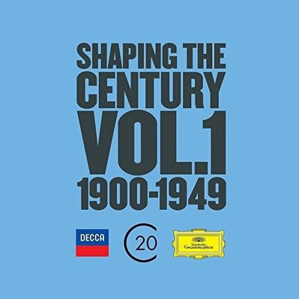 Various Artists - Shaping the Century (1900-1950) 1
