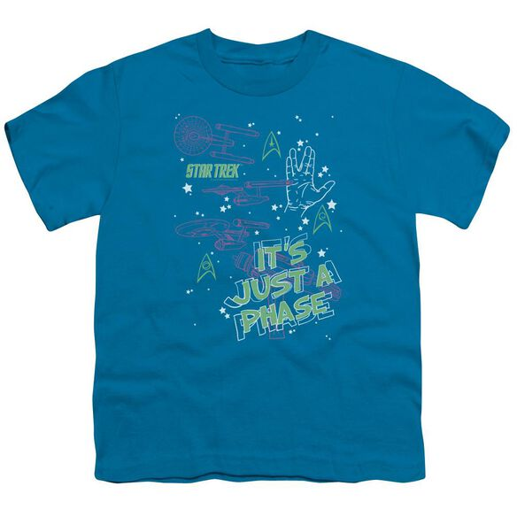 St Original Just A Phase Short Sleeve Youth T-Shirt