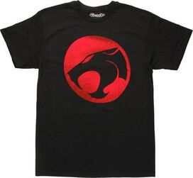 Thundercats Classic Vintage Logo T-Shirt