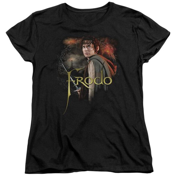 Lor Frodo Short Sleeve Womens Tee T-Shirt