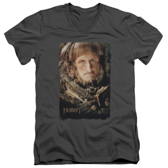The Hobbit Ori Short Sleeve Adult V Neck T-Shirt