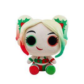Funko Pop! Plush Heroes - DC Holiday Harley Quinn