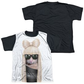 Pets Rock Gg Short Sleeve Youth Front Black Back T-Shirt