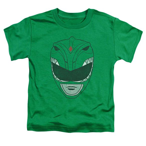 Power Rangers Green Ranger Short Sleeve Toddler Tee Kelly Green T-Shirt