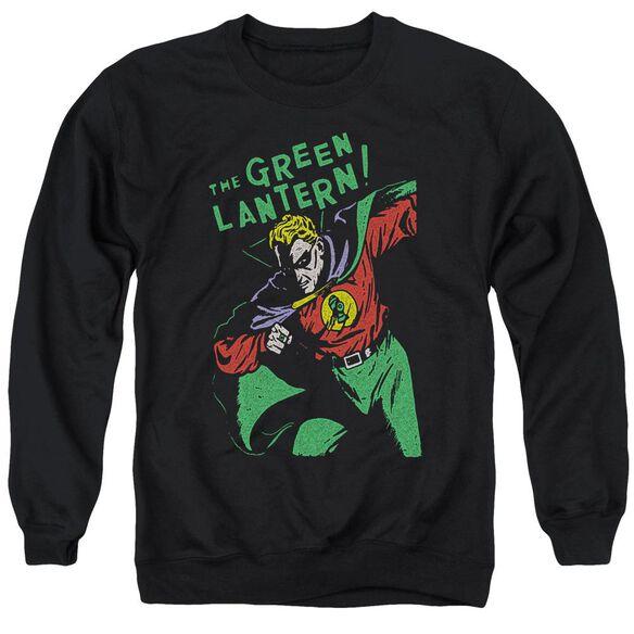 Dc First Adult Crewneck Sweatshirt