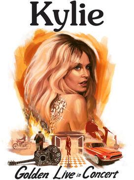 Kylie Minogue - Kylie - Golden - Live In Concert