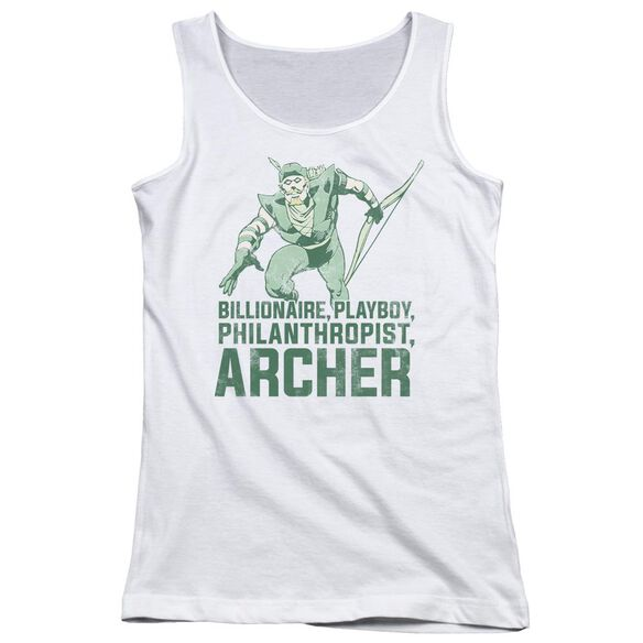 Dc Archer Juniors Tank Top