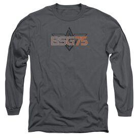 Battlestar Galactica Bsg75 Long Sleeve Adult T-Shirt