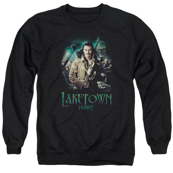 Hobbit Protector Adult Crewneck Sweatshirt