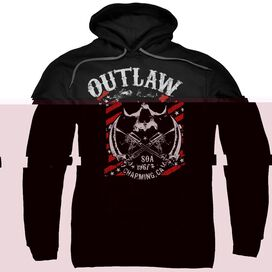 SONS OF ANARCHY OUTLAW-ADULT